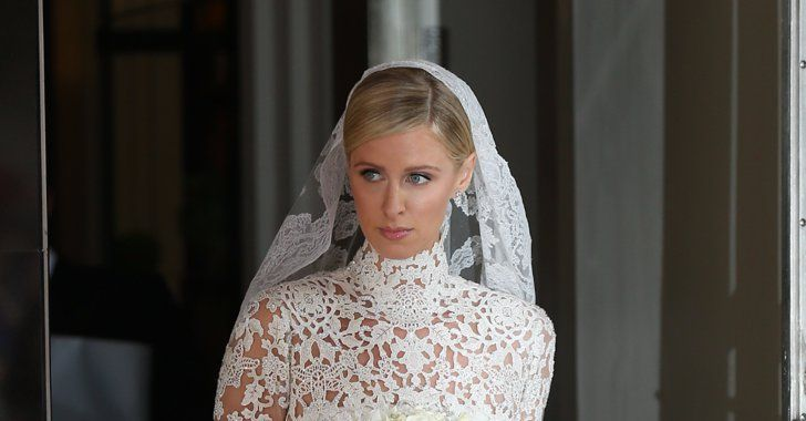 Nicky Hilton Makes a Case For Covering Up on Your Wedding Day