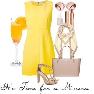 It's Time for a Mimosa