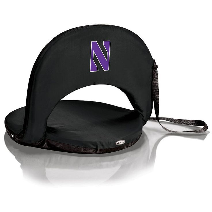 Northwestern Wildcats Stadium Seat, Black