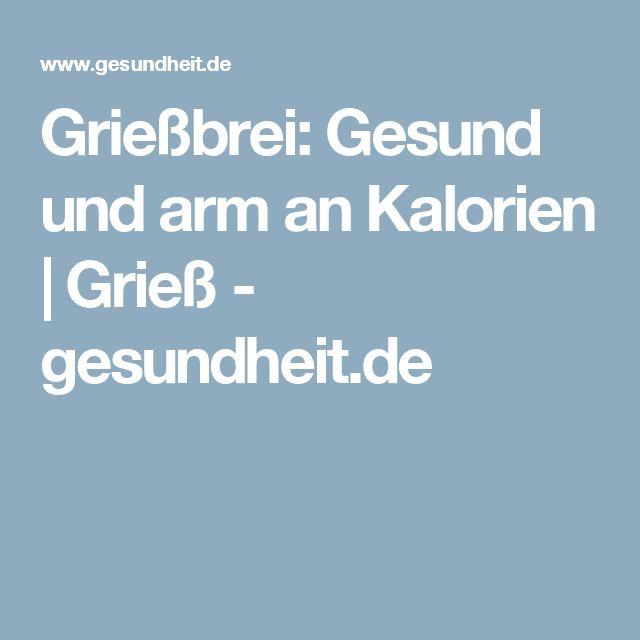 Grießbrei: Gesund und arm an Kalorien | Grieß - gesundheit.de