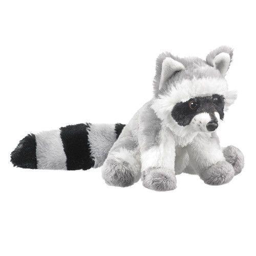 Wildlife Artists 8 inch Raccoon Stuffed Animal  | eBay