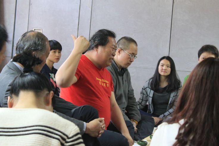 """8-летие Пекинского медицинского исследовательского Института """"Кундавелл""""."""