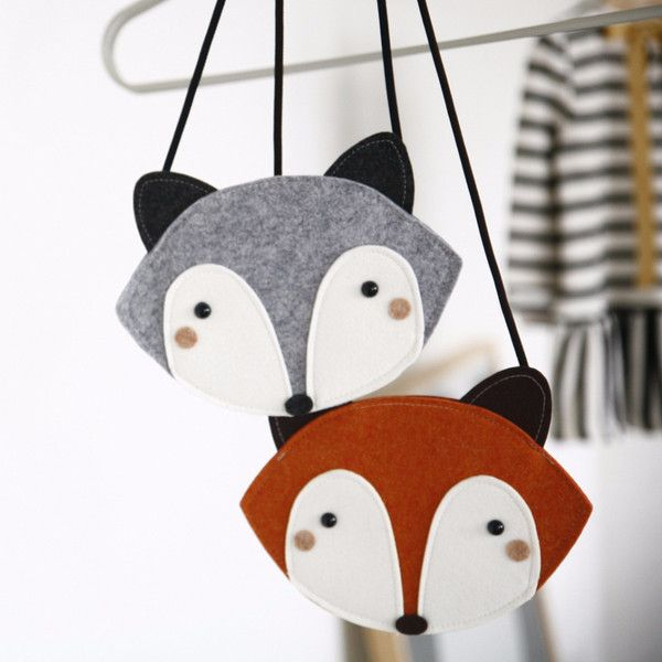 Mini Dressing Fox Bag