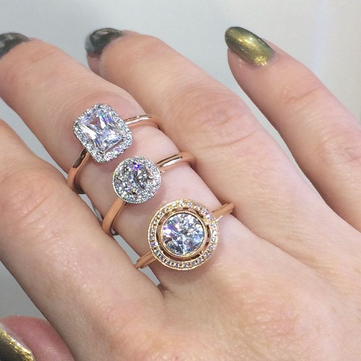 8 best Rose Gold Jewelry Trends images on Pinterest Gold
