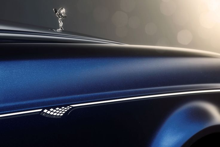 Product photography for Rolls-Royce Motor Cars
