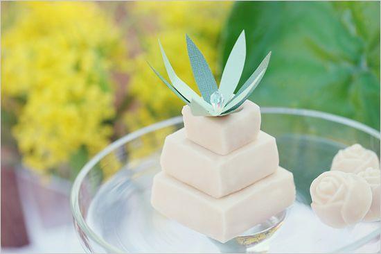 Lotus Cake Topper