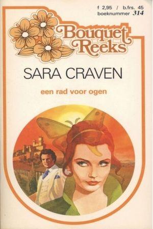Sara Craven - Een rad voor ogen 314