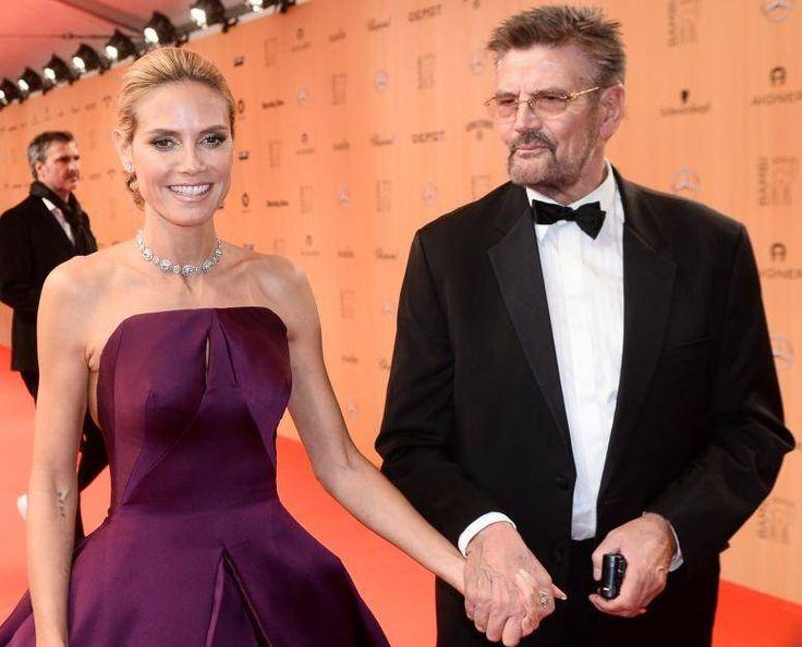 """Der Vater von Heidi, Günther Klum, dementiert das Beziehungsaus zu Vito Schnabel: """"Woher wollen Sie wissen, dass es um ihn geht?"""""""