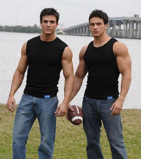 Ever change. male twins sex lovely