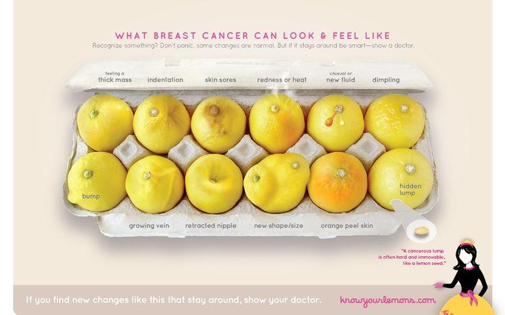 71.640 Frauen erkrankten in Deutschland 2013 an Brustkrebs. Alarmierende Zahlen, die deutlich machen, wie wichtig Vorsorgeuntersuchungen sind. Woran erkennt man gefährliche Anzeichen? Ein tolles Projekt gibt nun endlich anschauliche Antworten.
