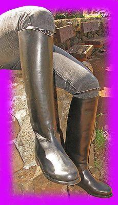 J.M. WESTON! Raro, X-Tall, Top-o' - the-line, Ecuestre Botas de Montar Talla 11!   Ropa, calzado y accesorios, Calzado para hombres, Botas   eBay!