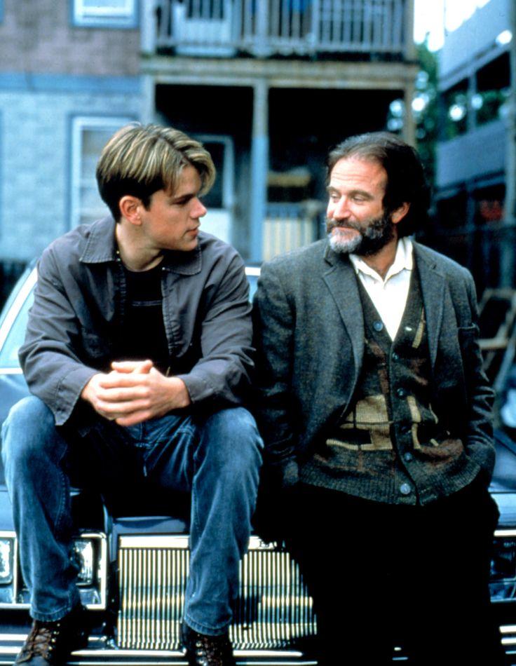 http://youtu.be/q6jQtA1Uj_Q El indomable Will Hunting (1997)