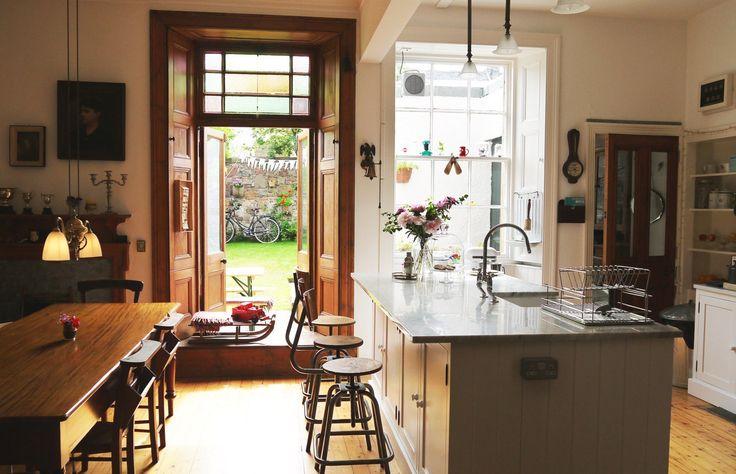 Grainne and Ian's Glorious Scottish Kitchen Kitchen Spotlight - Pretty much my dream kitchen
