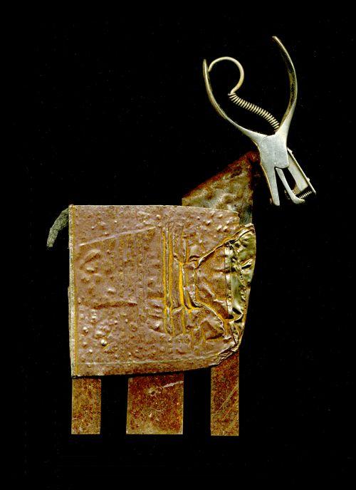 Antelope by Janet Jones - Virtual assemblage