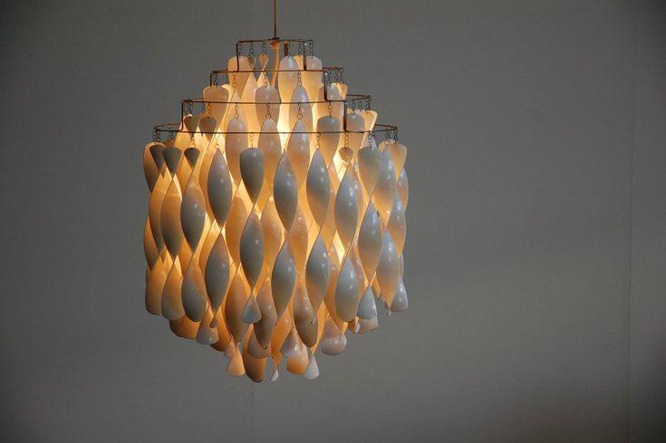 Verner Panton Spiral lamp