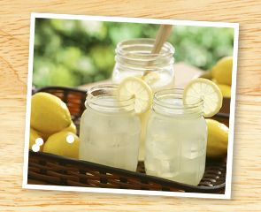 Asda Recipes: Sorrento Lemonade
