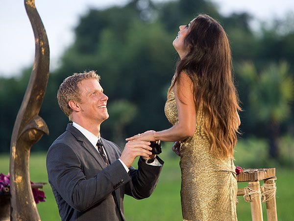sean and catherine - The Bachelor…admire them for openly committing to wait to have sex til after the wedding!!! Good example for young people and even for the young women who watch & think have to give it all away as soon as the ring is on finger or even sooner
