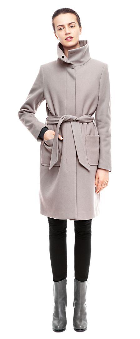 Esther Belt Coat - Outerwear - Woman - Filippa K