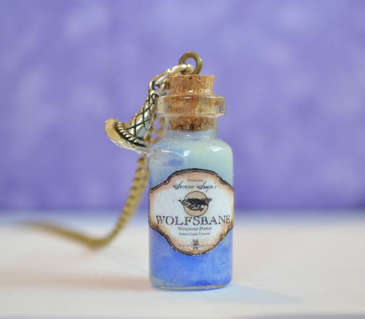 Bottle Pendant Craft