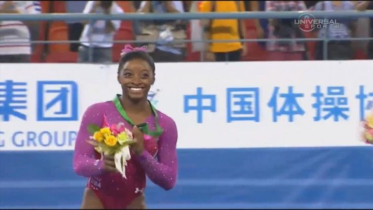 Who is... Simone Biles -  Simone Biles was born on March 14th, 1997 in Columbus, Ohio. By the time she was three, it was clear that her biological mother, who struggled with drug and alcohol addiction, was unable to take care of Biles and her younger sister Adria. | NBC Olympics