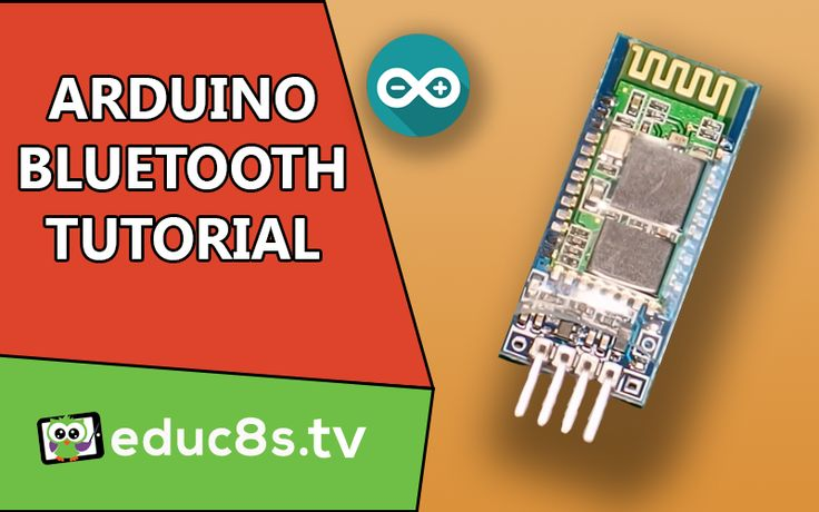 Dear friends welcome back! In this Arduino Bluetooth tutorial, we're going to see how to connect and use a Bluetooth module with Arduino and control our Arduino project by an Android cell phone! Let's start!    Intro to the Arduino Bluetooth Tutorial As you can see in the above video with a simple application that they have