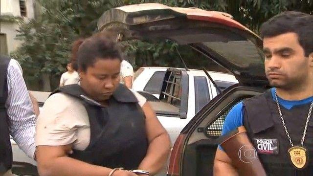 Cazuza: Suspeita diz que cortou barriga e útero de grávida...