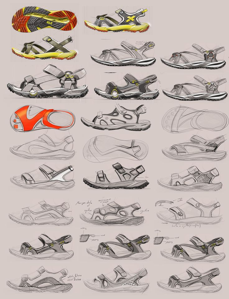 Sandals are a significant business for Jack Wolfskin. We wanted here to develop two new models for men and women, one simple webbings version, and one more protective Synthetic version.Designing specific women versions was new for Jack Wolfskin. This gav…