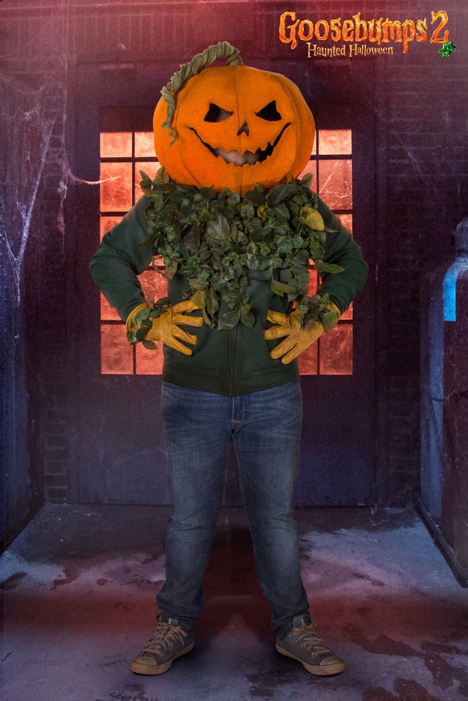 Jeremyraytaylor S Jack O Lantern Costume From Goosebumps2movie Goosebumps Costume Jack O Lantern Costume Book Character Costumes