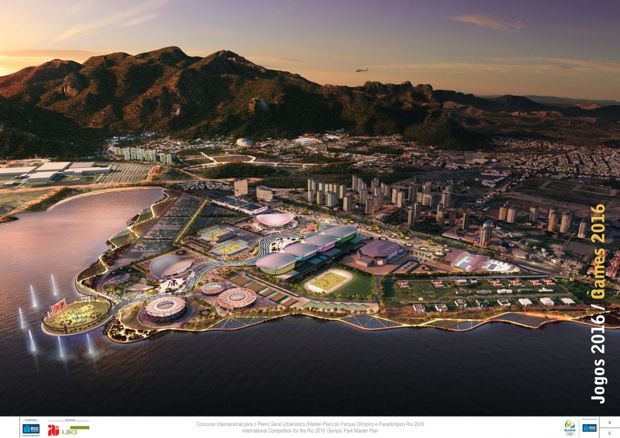 2016 Olympic Village in Brazil takes design cues from the rainforest