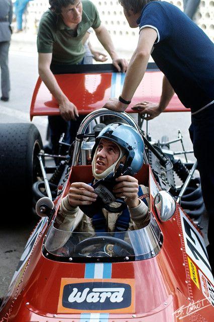 1970 Piers Courage , De Tomaso 505 Ford