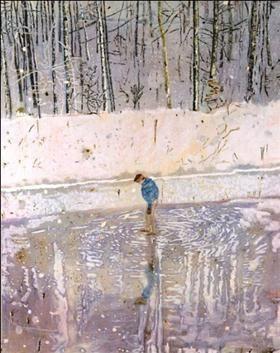 Blotter - Peter Doig