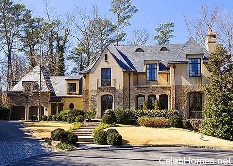 Allen Iverson's House in Atlanta