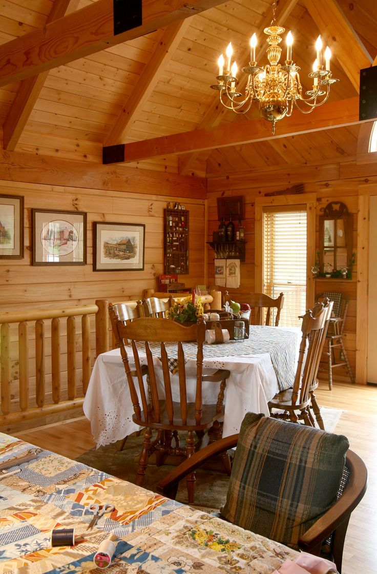 21 best log home interior designs – honest abe log homes images on