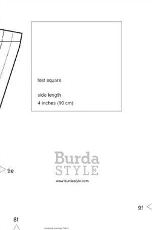 How to Print and Assemble a Pattern PDF    Fashion, Sewing Patterns, Inspiration, Community, and Learning | BurdaStyle.com