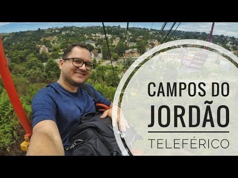 Teleférico | Campos do Jordão - YouTube