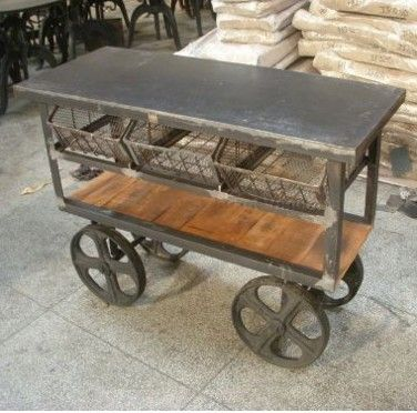 victorian industrial furniture | oh sugar, industrial reproduction furniture for sale Victoria BC candy ...