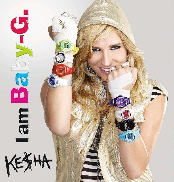 Ke$ha Baby G campaign