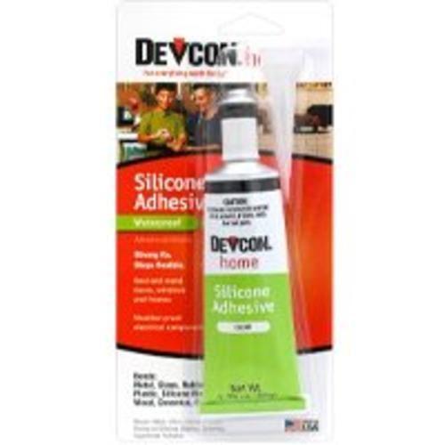 Devcon S120 Silicone Adhesive,1 Oz
