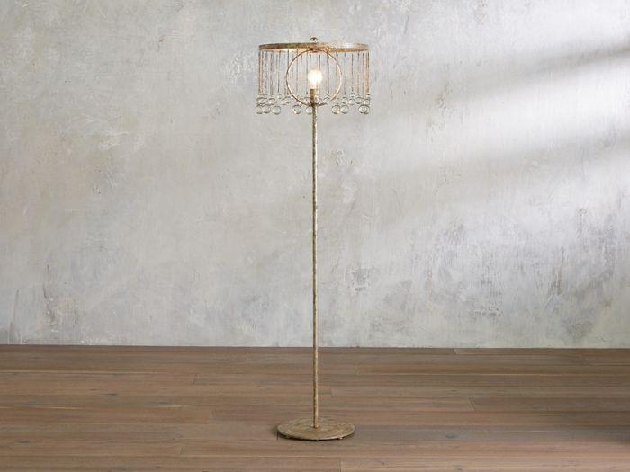 Contemporary Floor Lamps & Reading Lamps | Arhaus | Floor ...