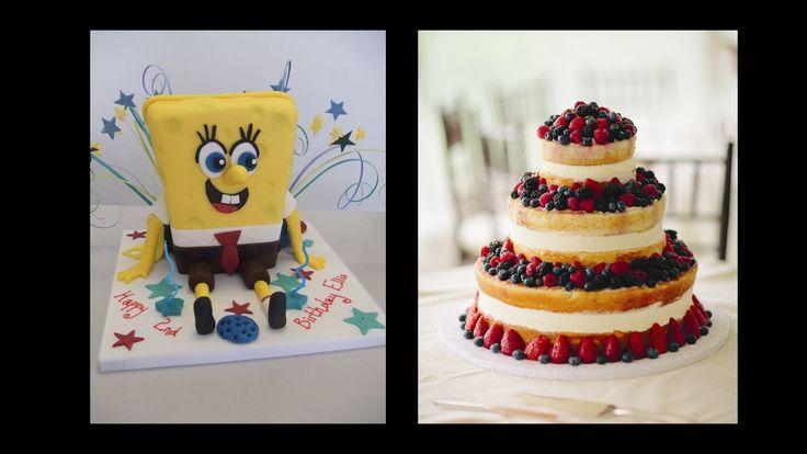 #amazing #strawberry #cartoon #cake #design
