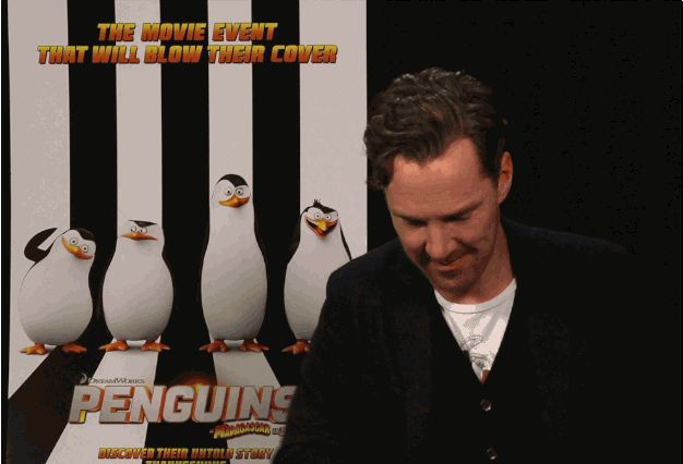 Benedict Cumberbatch's Completely Random Opinion On Totally Random Things