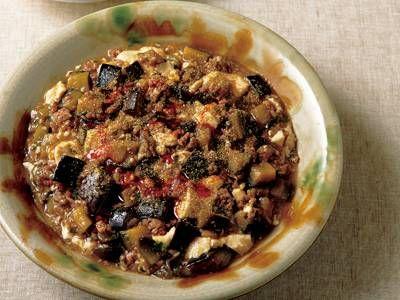 マーボーなす豆腐レシピ 講師は山本 麗子さん|使える料理レシピ集 みんなのきょうの料理 NHKエデュケーショナル