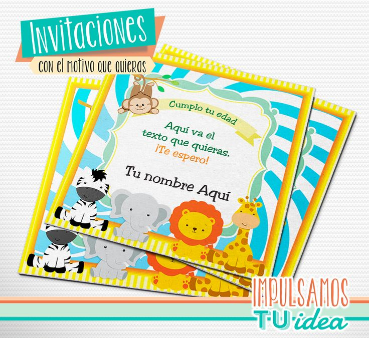 decoracion selva, cotillon animalitos de la selva, fiesta animalitos de la selva, cotillon selva, invitacion animalitos, ideas para decorar un año