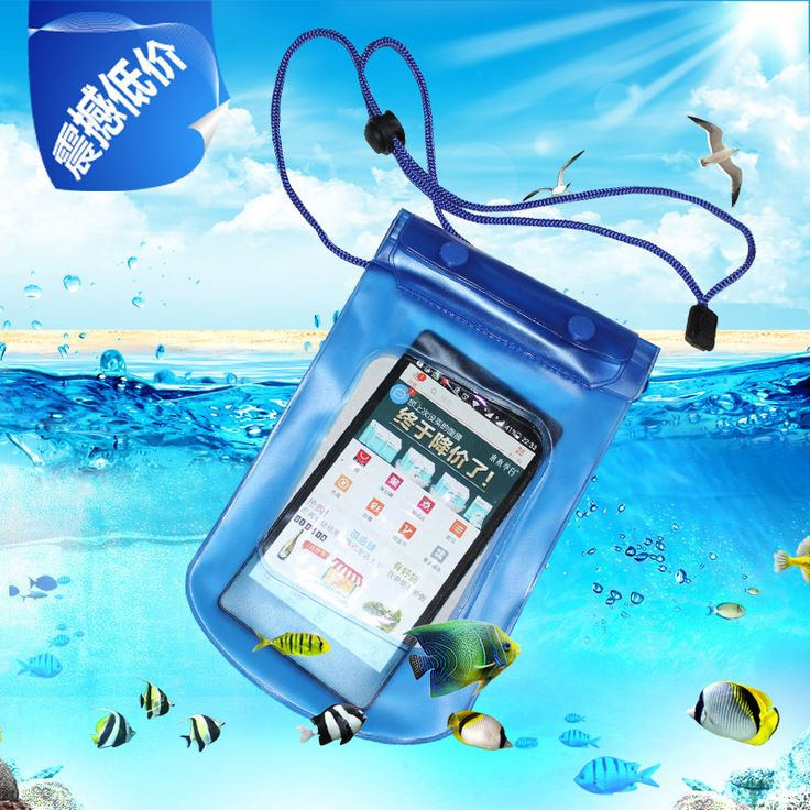 PVC Waterproof Diving Bag For Mobile Phones Underwater Pouch Case For iphone 4s/5s/6/6plus For samsung galaxy s3/s4/s5/Note2/3/4 #clothing,#shoes,#jewelry,#women,#men,#hats,#watches,#belts,#fashion,#style