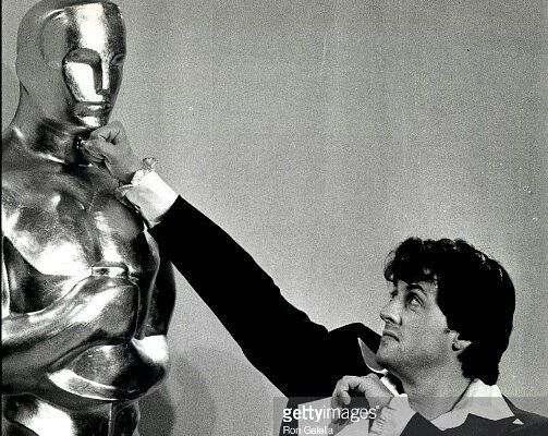 #Oscarnight 2017 is almost here. Enjoy some of my most #iconic  celebrity #photos and memorable moments from the #redcarpet and #TheAcademyawards in Hollywood! Will you be watching #theOscars 89th ? Here's a fav photo of #Bestsupportingactor award nominee #goldenglobe winning actor #SylvesterStallone taking a punch at Oscar at the 49th Academy Awards Show Mar 28 1977  #Sly #Rocky #Rocky2 #rockybalboa #Rambo #OscarHistory #oscarmoments #Rockymovie #AcademyAwards  #OldHollywood #oscarmemories…