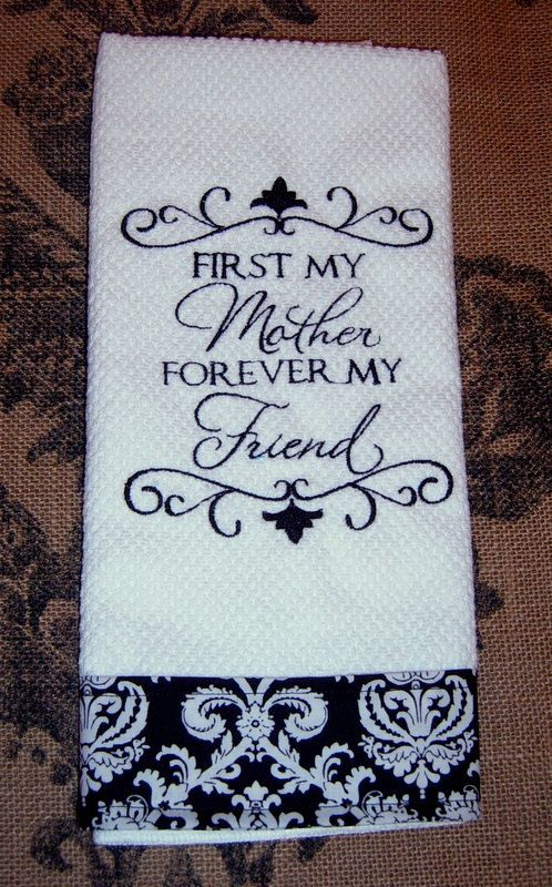 Best 25 Embroidered Towels Ideas On Pinterest