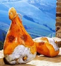 Prosciutto di Parma PDO whole with bone seasoned 18 months, weighing 10 Kg.