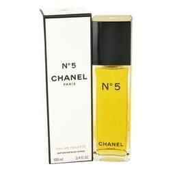 Chanel # 5 Eau De Toilette Spray By Chanel