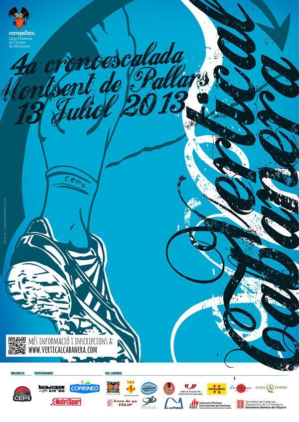 Vertical Cabanera 2013 by Juan Luis Naranjo, via Behance