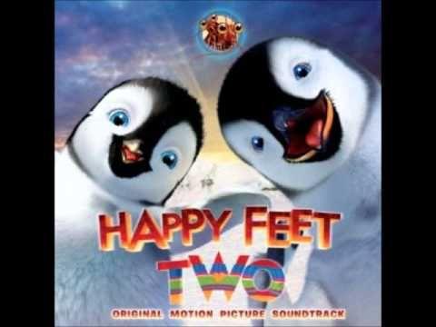 Happy Feet Two Soundtrack - 8: Under Pressure / Rhythm Nation
